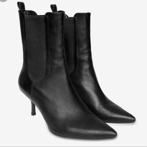 ANINE BING Stevie Tall Boy Boots
